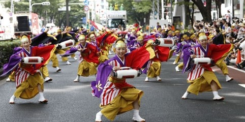Things to do: This weekend: Super Yosakoi (2013) dance festival