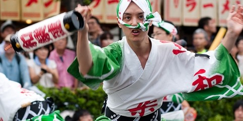 Things to do: This weekend: Koenji Awaodori 2013 dance festival