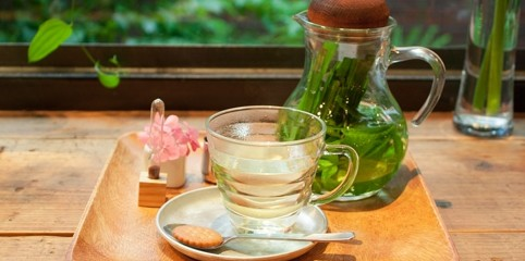 Where to eat: Aoyama Flower Market Tea House