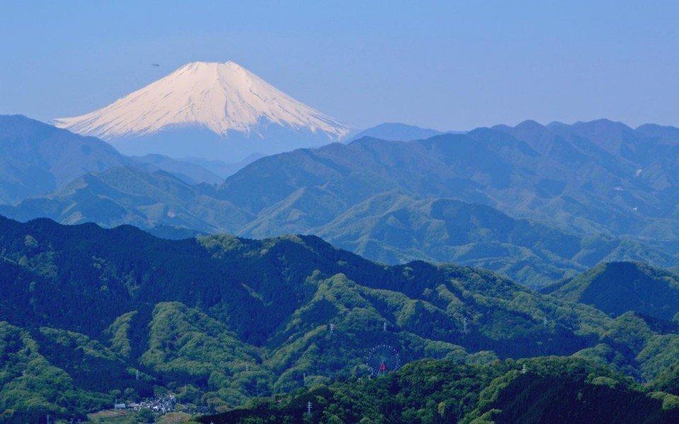 Tokyo Hiking Tour (8 hours)