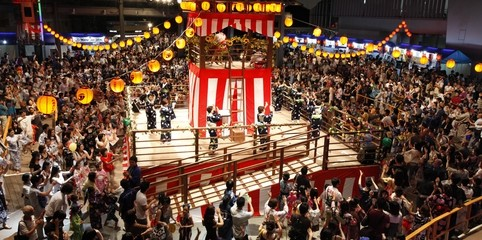 Things to do: This weekend: Roppongi Hills Bon-Odori dance festival