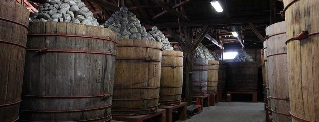 Things to do: Visit a Japanese miso factory