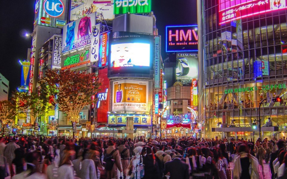 Shibuya Night Tour (3 hours)