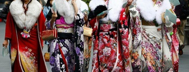 Japans whacky holidays: Coming of age day